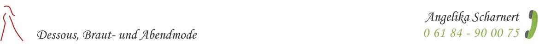 Dessous, Braut- und Abendmode Logo